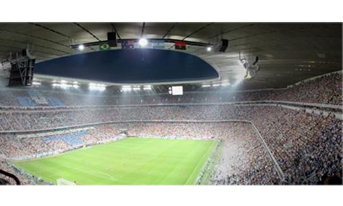 足球场照明设计
