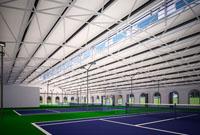 网球场long8国际官网设计